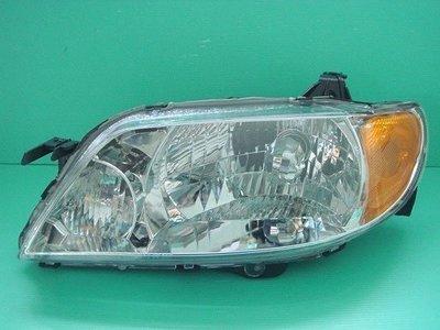 》傑暘國際車身部品《 全新 MAZDA 323 PROTAGE晶鑽美規黃角燈版大燈