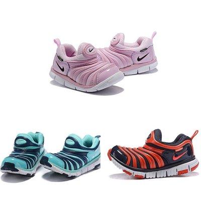 免運【日貨代購屋】代購 日本正品 NIKE DYNAMO 628 310 015 毛毛蟲 小朋友鞋 童鞋 學步鞋