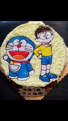 Co Cake - 多啦A夢 叮噹 蛋糕 生日蛋糕 歡迎來圖訂做