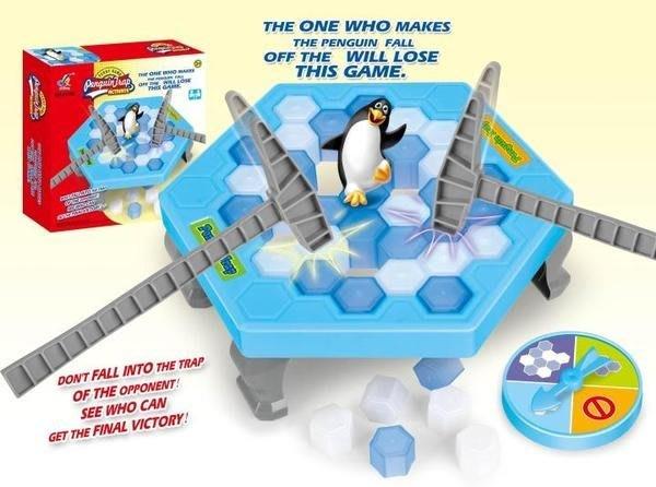 最夯桌遊~企鵝破冰~企鵝冰塊~ 敲打企鵝 ~錘冰救企鵝~簡單有趣~現貨供應中~◎童心玩具1館◎