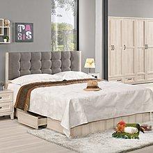 【全台傢俱批發】CM-19 愛莎 5尺床片式雙人床組 台灣製造 傢俱工廠特賣