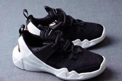 Sneaker DLT-A Air Cooled 斯凱奇 記憶緩震休閒運動慢跑鞋 男女鞋 透氣 編織 黑白