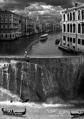 日本拼圖 攝影義大利威尼斯Crash Course in Italia Thomas Barbey300片S73-511