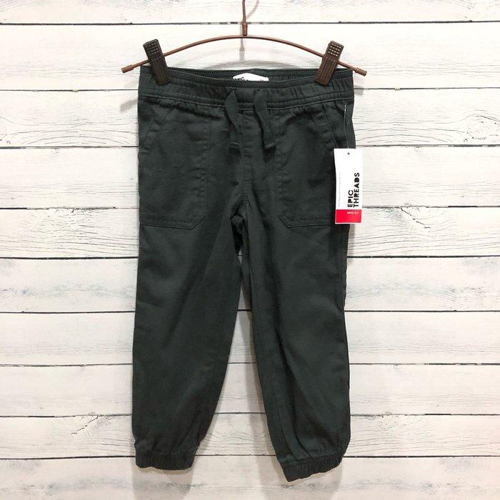 Maple麋鹿小舖 美國購買童裝品牌 Epic Threads 男童深灰色縮口長褲 * ( 現貨2T )