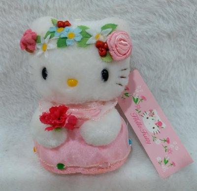 日本地區限定kitty吊飾玩偶娃娃