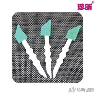 【珍昕】台灣製 菜瓜布細縫刷~3入 (約長13.5cm)