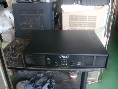 UNIKA DCA-900 外場擴大機