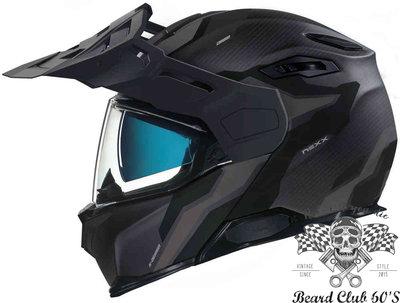 ♛大鬍子俱樂部♛ NEXX® X.Vilijord Light Nomad 歐洲 街車 多功能車 碳纖維 全罩 安全帽