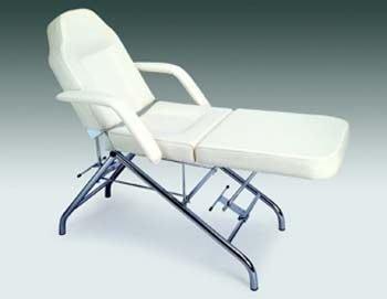 美容床都會區 全台免運 三段折疊刺青椅美容床刺青椅紋身床 美容 繡眉 美甲按摩美容椅白黑色省錢台灣制