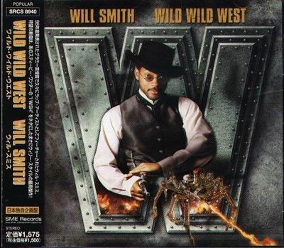 K - Will Smith - Wild Wild West - 日版 1999 - NEW