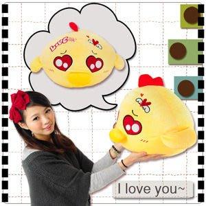 【推薦+】Q版雞寶寶玩偶P002-0136(大眼雞娃娃.雞玩偶.鳥玩偶.鳥娃娃.公仔玩偶.絨毛娃娃)