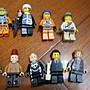 LEGO 正版樂高 人偶積木 15 個