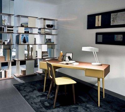 =Mills訂製家具=近原裝 Former Ernest 造型書桌 辦公桌 化妝桌 電腦桌 實木書桌 工作桌