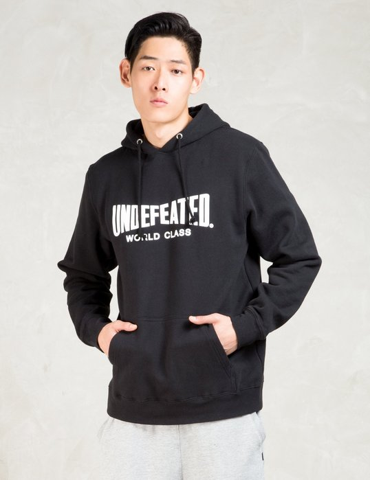 ☆AirRoom☆ 【現貨】Undefeated world CLASSHOO 5920612 黑 帽TEE 柵欄