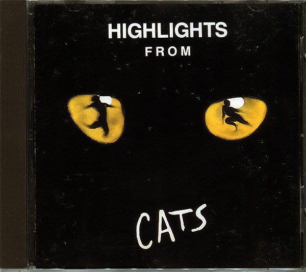 【塵封音樂盒】貓 Highlights From Cats 精選