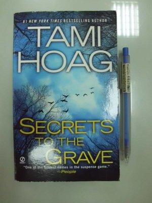 6980銤:B8-3cd☆2010年『TAMI HOAG:SECRETS TO THE GRAVE』《SIGNET》
