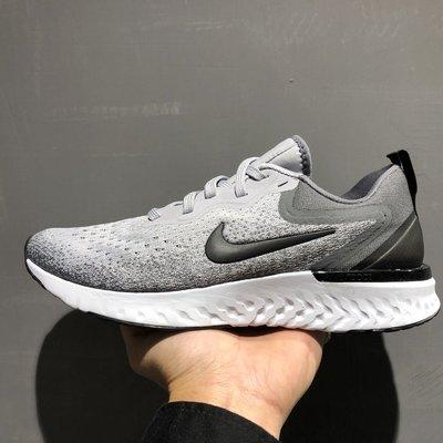 WMNS NIKE ODYSSEY REACT 灰黑 慢跑鞋 運動 女鞋 休閒 反光 AO9820-003