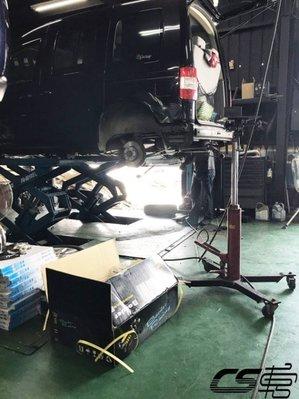 CS車宮車業 BORDER 避震器【S1街道版】福斯 VW CADDY