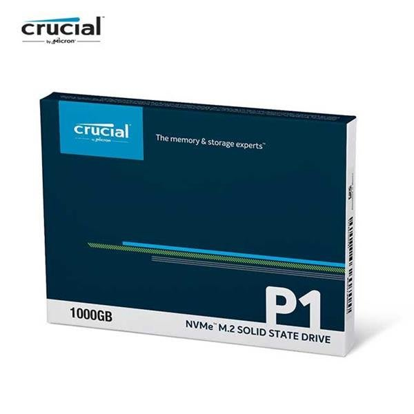 《Sunlink》Micron Crucial P1 500G 500GB NVMe M.2 PCIE SSD