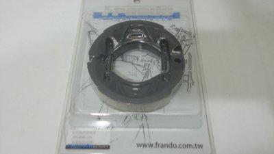 Frando Pro Racing 陶瓷 競技版 GTR AERO RAY CUXI115 勁豪 後股 後鼓煞 煞車皮