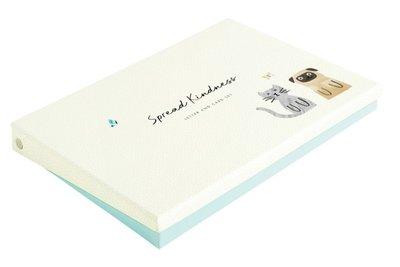 (現貨)KIKKI.K  卡片禮盒 CARD BOX SET: SWEET