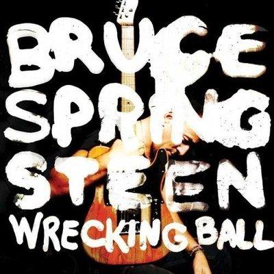 Bruce Springsteen 布魯斯史賓斯汀 -- Wrecking Ball (2012專輯) 全新