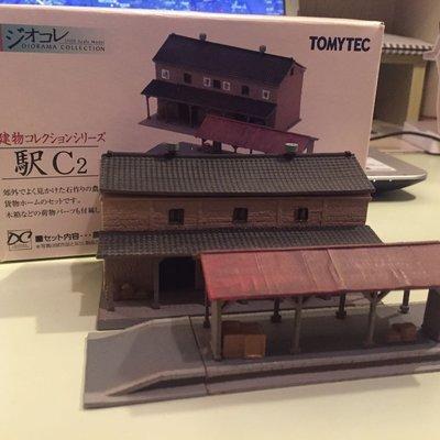 Tomytec Ngauge 1/150 駅C2