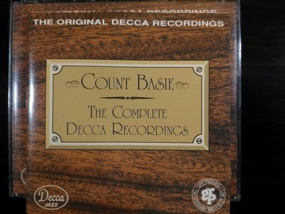 Count Nadie ~ The Complete DECCA Recordings,三片CD。