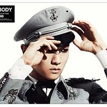 SHINEE EVERYBODY Official Poster KEY