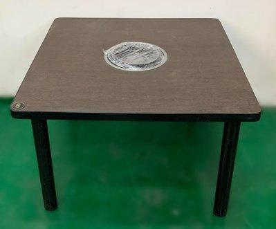 二手家具推薦【宏品二手家具】全新二手傢俱買賣E120206*單孔火鍋桌*2手桌椅拍賣 會議桌椅 戶外休閒桌椅 課桌椅