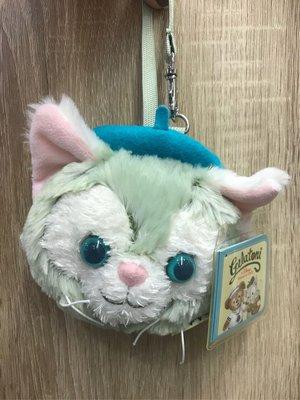 香迪士尼-畫家貓手提零錢包