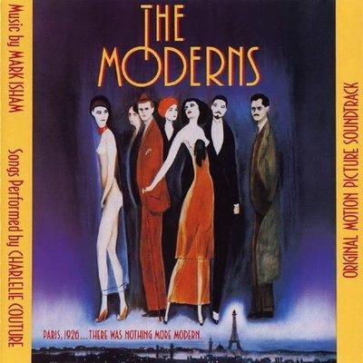 《絕版專賣》輝煌時代  /  The Moderns 電影原聲帶 Mark Isham (歐版.無IFPI)