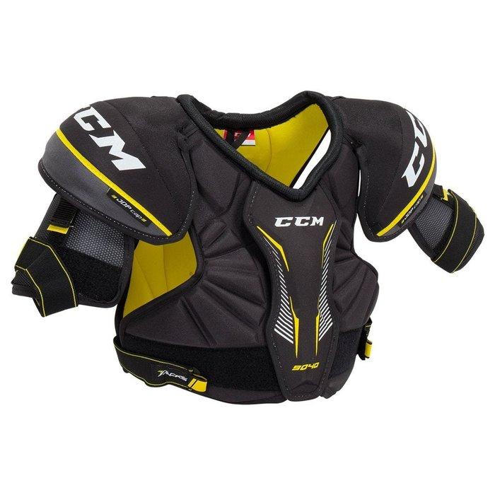 CCM Tacks 9040 JR青少年規格 曲棍球護肩護胸 冰球直排皆可用 非最低階 入門至一般進階用