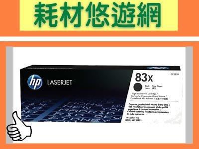 HP 原廠碳粉匣 CF283X (83X) M201dw/ M202dw/ M225dw/ M225dn 新北市