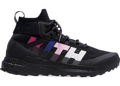 【紐約范特西】預購 adidas Terrex Free Hiker Kith Agravic 越野跑鞋