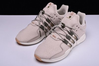 Highs and Lows × Adidas EQT Support ADV 沙色 休閒 運動 CM7873