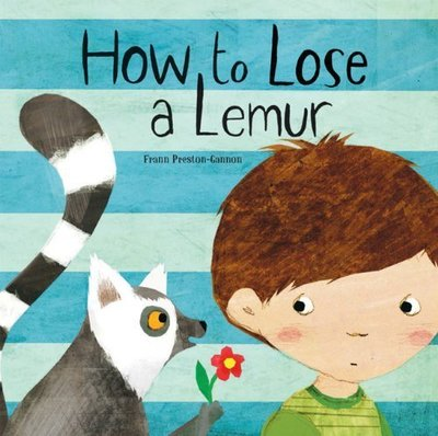 *小P書樂園* how to lose a lemur 現貨