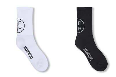 (A.B.E)FORTY PERCENT AGAINST RIGHTS AW19 DRUG STORE SOX 兩色