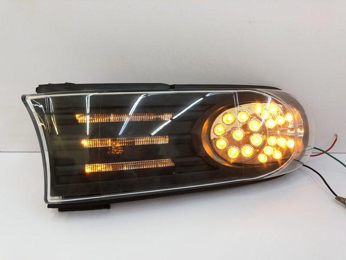 合豐源 車燈 FJ CRUISER LED 方向燈 導光 酷路澤 07 08 09 10 11 12 13 14 15
