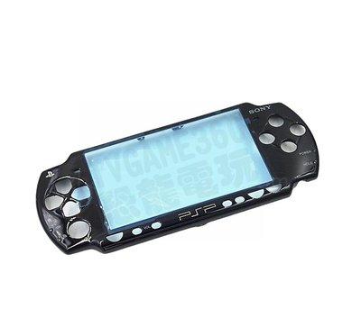 【出清商品】SONY PSP 1000 1007 原廠 機殼上蓋 面殼 面蓋 專業維修 快速維修 黑色【台中恐龍電玩】