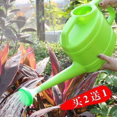 塑料大灑水壺澆花壺淋水壺家用澆花噴壺長嘴園藝噴壺小花灑