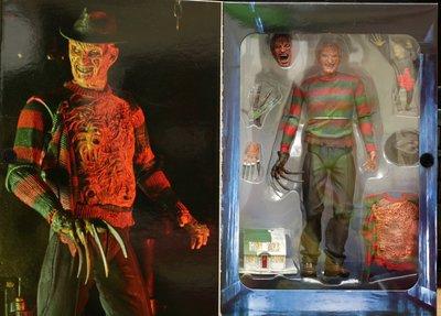 猛鬼街 A Nightmare on Elm Street 3 Dream Warriors NECA