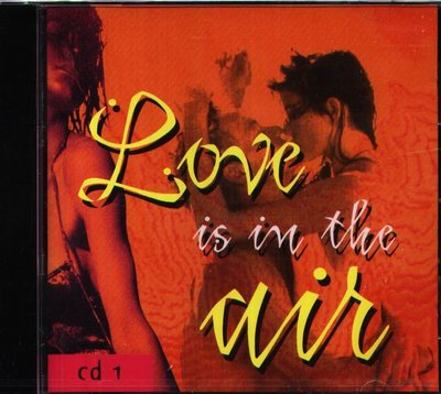 K - Love is in the air Mega Party Hits Vol. 1 - CD - NEW