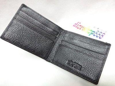 *迪奧小店*BRANDIO小型短夾/純牛皮小皮夾/極簡設計款/發燒貨特價!