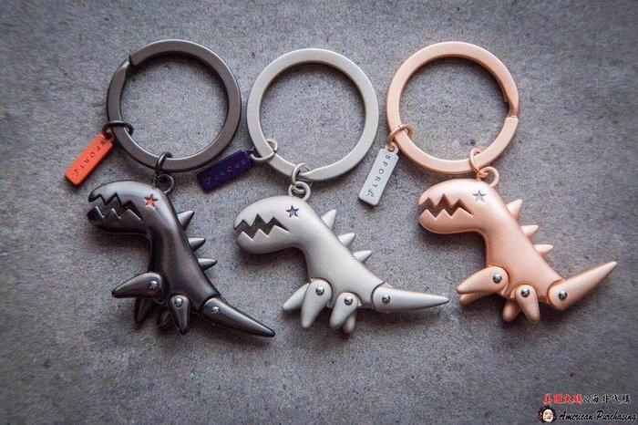 美國大媽代購 agnes.b 專櫃同步 全球賣瘋了 恐龍鑰匙圈 開放預購 日本代購 Outlet限量