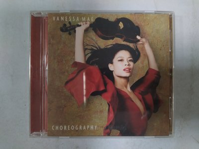 昀嫣音樂(CDa59)   VANESSA-MAE CHOREOGRAPHY 2004年 微磨損 保存如圖 售出不退
