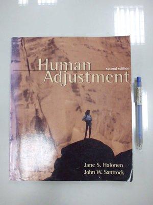 6980銤:D4-5cd☆1997年『Human Adjustment 2/e』Halonen《McGraw-Hill》