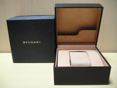 :: NiKo HoUsE ::【BVLGARI 寶格麗】原廠錶盒 / 附紙盒