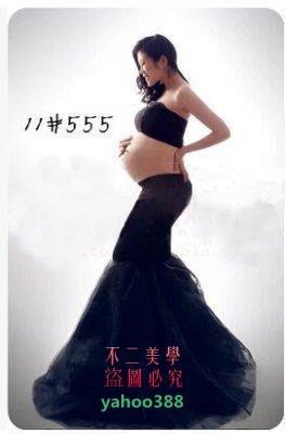 美學9孕味攝影主題服裝 孕婦寫真孕婦藝術照拍照服飾影樓3501❖13174