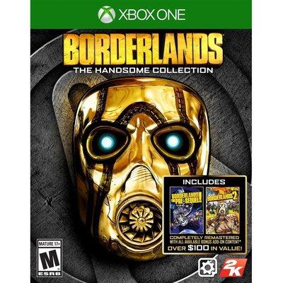 (現貨全新) XBOX ONE 邊緣禁地:帥氣合輯 英文美版 Borderlands: The Handsome